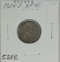 1924-D WHEAT CENT EXTRA FINE