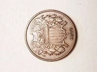 1870 TWO CENT PIECE - 2C4