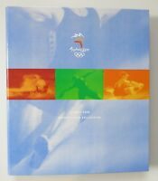 SYDNEY 2000 OLYMPIC GAMES FIVE DOLLAR UNCIRCULATED COIN SET