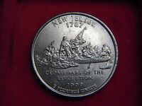 1999 QUARTER DOLLAR FROM THE UNITED STATES  TO COMM THE REVOLUTION [L37]