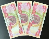 3  25 000 IRAQI DINAR BANKNOTES  IQD    OFFICIAL IRAQ CURRENCY   QUICK SHIPPING