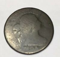1804 DRAPED BUST LARGE CENT -  KEY DATE COIN