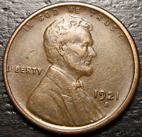 1921 S LINCOLN CENT WHEAT CENT  --  MAKE US AN OFFER  R4707
