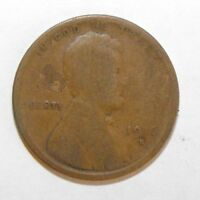 1916S LINCOLN CENT, CIRCULATED AND UNGRADED