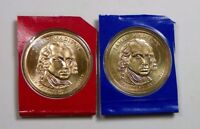 2007 P D JAMES MADISON PRESIDENTIAL DOLLAR SET FROM U.S MINT SET