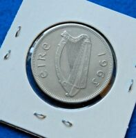 1963 IRELAND FLORIN - GREAT COIN - SEE PICTURES