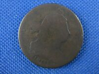 1802 DRAPED BUST COPPER LARGE CENT COIN