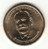 US. 2013-D. WILLIAM HOWARD TAFT. 27TH PRESIDENT 1909-12. UNC.