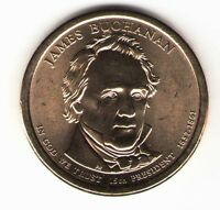 US. 2010-D. JAMES BUCHANAN. 15TH PRESIDENT 1857-60 UNC