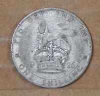 1926 KING GEORGE V SHILLING  50 SILVER COIN BRITISH COIN.