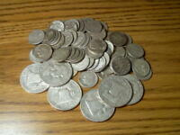 LOT OF  76  90  SILVER U.S. COINS $10 FACE  JUNK SILVER