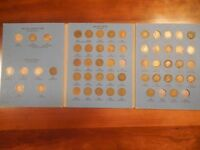 COMPLETE 1857 1909 FLYING EAGLE AND INDIAN HEAD CENT COLLECT