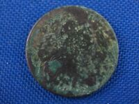 1803 DRAPED BUST COPPER LARGE CENT COIN