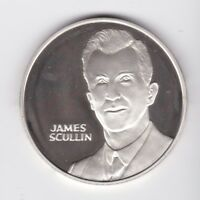 1929 1932 JAMES SCULLIN  SILVER MEDALLION EX PRIME MINISTERS