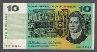 COMMONWEALTH OF AUSTRALIA 1967 COOMBS/RANDALL $10 FIRST STAR