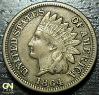1864 INDIAN HEAD CENT  --  MAKE US AN OFFER  Y5781