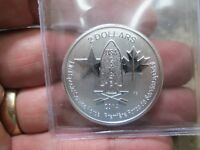 2014 CANADA SILVER US SPECIAL FORCES 2 DOLLAR COIN 1/2 OUNCE FROM ORIGINAL TUBE