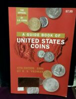 1994 RED BOOK A GUIDE BOOK OF UNITED STATES COINS PRICE GUIDE 47TH EDITION PB