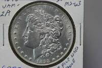1898 MORGAN DOLLAR VAM-2A DIE FILE LINES EAGLE 6BEF