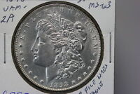 1898 MORGAN DOLLAR VAM-2A DIE FILE LINES EAGLE