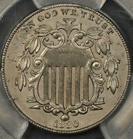 1880 PCGS PROOF SHIELD NICKEL 5 CENTS  CORROSION REMOVED