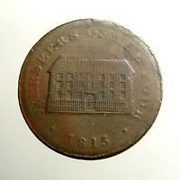 1815 LARGE COPPER PENNY ____WORKHOUSE_____SHEFFIELD UK___OVE