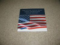 2008 U.S. MINT ANNUAL UNCIRCULATED DOLLAR COIN SET SEALED