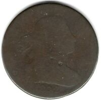 1802 DRAPED BUST LARGE CENT S230