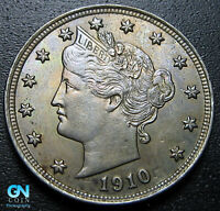 1910 LIBERTY V NICKEL  --  MAKE US AN OFFER  G5764
