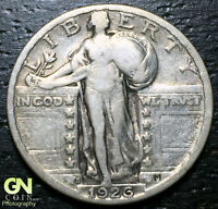 1926 S STANDING LIBERTY QUARTER  --  MAKE US AN OFFER  W3340 ZXCV