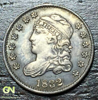 1832 CAPPED BUST HALF DIME R3 V3 LM2  --  MAKE US AN OFFER  O5701