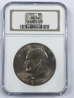 1977-P EISENHOWER DOLLAR  NGC MINT STATE 64