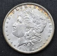 1902-O MORGAN SILVER DOLLAR A STUNNING UNGRADED COIN WITH FAST U.S. SHIPPING