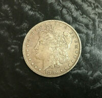 1880 O MORGAN SILVER DOLLAR  US COIN  NEW ORLEANS MINT