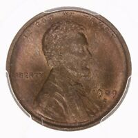 1909-S VDB LINCOLN 1C PCGS CAC CERTIFIED MINT STATE 65RB KEY DATE SAN FRANCISCO COPPER