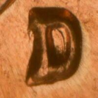 1961 D LINCOLN MEMORIAL CENT RPM 003 STAGE B BU