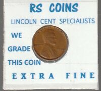 1937D   EXTRA  FINE   LINCOLN  CENTS  /  RS COINS SALE @ 99C EACH