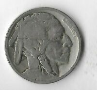 RARE VERY OLD ANTIQUE 1920 US BUFFALO INDIAN NICKEL COLLECTI