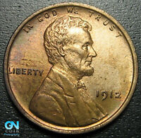 1912 P LINCOLN CENT WHEAT CENT  --  MAKE US AN OFFER  P2037