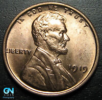 1919 P LINCOLN CENT WHEAT CENT  --  MAKE US AN OFFER  P2961