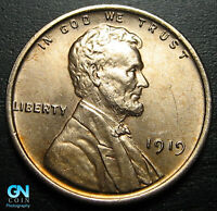 1919 P LINCOLN CENT WHEAT CENT  --  MAKE US AN OFFER  P2962