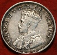 1911 CANADA 10 CENTS SILVER FOREIGN COIN