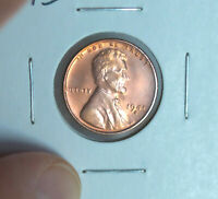 1941-S LINCOLN WHEAT CENT PENNY BU MS SEMI-KEY DATE COIN 1941S