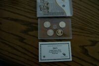 2013 PROOF SET OF FOUR PRESIDENTS