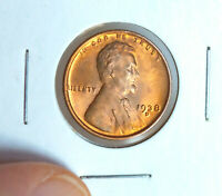 1938-D LINCOLN WHEAT CENT PENNY BU MS SEMI-KEY DATE COIN 1938D