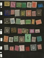 US STAMPS LOCAL/CARRIERS LARGE COLLECTION OF 148 ITEMS MINT/