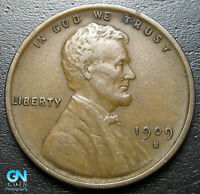 1909 S VDB LINCOLN CENT WHEAT CENT  --   KEY DATE TO THE SERIES  P4091