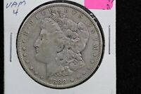 1888-O VAM-4 HOT LIPS MORGAN DOLLAR 004N