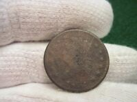 1812 CLASSIC HEAD LARGE CENT EARLY TYPE COIN