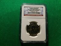 NGC 1ST DAY OF ISSUE 4TH PRES MADISON 2007D $1 BRIL UNC COIN 2007COIN  A707TXX